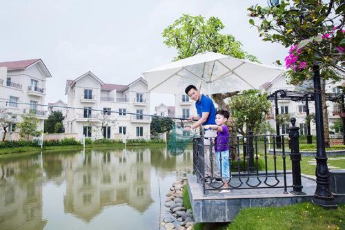 Sống sướng như ở resort tại Hạ Long với Vinhomes Dragon Bay
