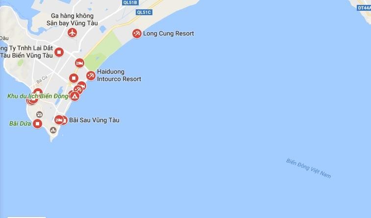 Tàu chìm trên biển Vũng Tàu, 9 thuyền viên mất tích