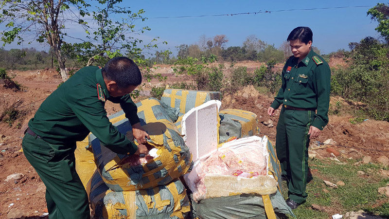 Tổng bí thư Nguyễn Phú Trọng, Quảng Trị, thực phẩm bẩn
