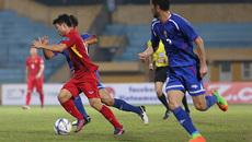 Hé lộ đội hình chính của tuyển Việt Nam đấu Afghanistan