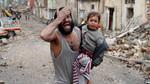Những bức hình ám ảnh ở chiến địa diệt IS