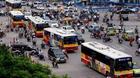Không còn xe buýt phục vụ công chức Hà Nội
