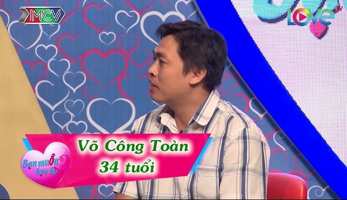 Game show, Truyền hình, Quyền Linh, Cát Tường, Bạn muốn hẹn hò