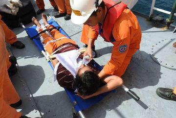 Vụ 9 thuyền viên mất tích: Tàu chìm quá nhanh