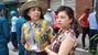 Nữ chủ tịch phường đóng phạt giúp người hàng rong chiếm vỉa hè