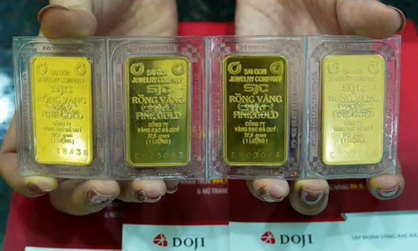 Giá vàng hôm nay 29/3: Vàng chao đảo liên tiếp, dân buôn lo ngại