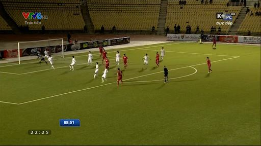 goal 1-1
