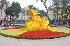 Có nên đúc tượng rùa vàng 10 tấn tại Hồ Hoàn Kiếm?