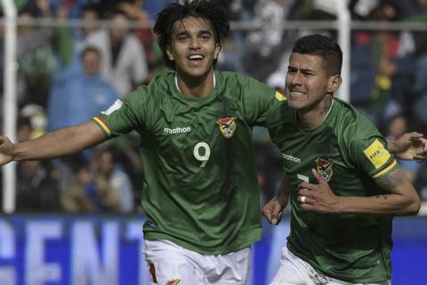 Video bàn thắng Bolivia 2-0 Argentina