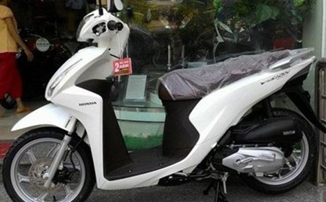 Những mẫu xe máy đang bán đắt hơn so với giá đề xuất