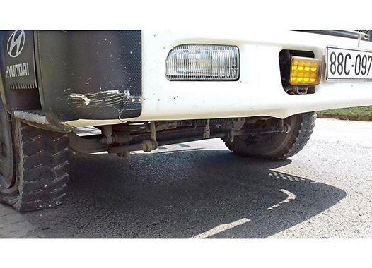 Hé lộ kẻ đóng đinh vào xốp bẫy ô tô trên quốc lộ