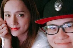 """Ca sĩ Hương Giang Idol đang hẹn hò tác giả """"Ông bà anh""""?"""