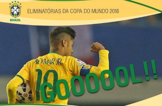 Video bàn thắng Brazil 3-0 Paraguay