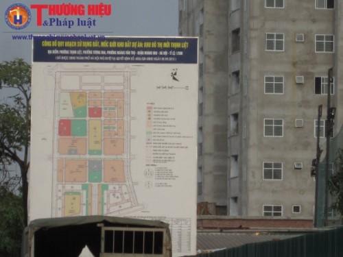 Hàng trăm hộ dân sống 'vất vưởng' vì dự án treo của Licogi