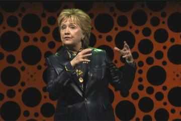 Bà Hillary tái xuất, lại nói về kết quả bầu cử