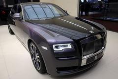 Rolls-Royce đã đắt tiền còn nạm thêm kim cương