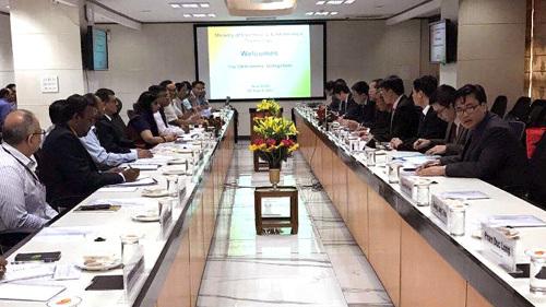 Bộ TT&TT và Bộ Điện tử-CNTT Ấn Độ thoả thuận lập Nhóm công tác chung