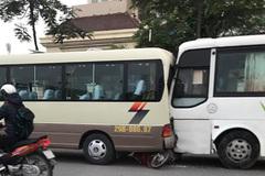 Hà Nội: 1 người tử vong do xe đưa tang mất lái