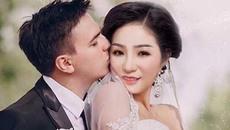 Thúy Nga bất ngờ công khai ảnh cưới lần 2
