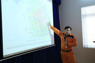 Đã xác định tàu gây tai nạn với tàu Hải Thành 26