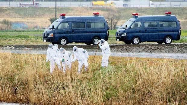 Tìm thấy nhiều vật dụng của bé gái Việt bị sát hại ở Nhật
