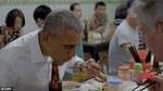 Cựu TT Obama được nhắc đến trong bài xẩm 'Tứ vị Hà Thành'