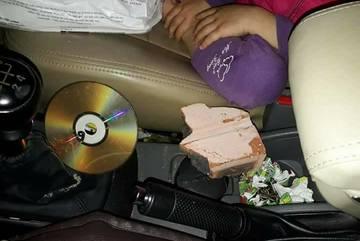 Công an Thái Nguyên điều tra vụ ném đá ô tô trên cao tốc