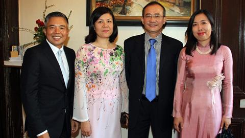 Lê Thị Thu Hằng, người phát ngôn, Bộ Ngoại giao, Lê Hải Bình