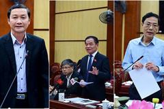 Sở có 8 phó giám đốc, Thanh Hoá nhận sai