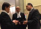 Đoàn Thị Hương có luật sư bào chữa chính thức