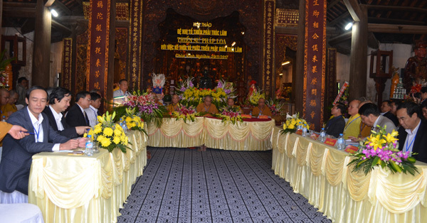 Đệ tử xuất sắc của Phật Hoàng Trần Nhân Tông