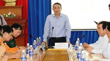 Bộ trưởng GTVT: Tập trung cao độ tìm kiếm 9 thuyền viên mất tích