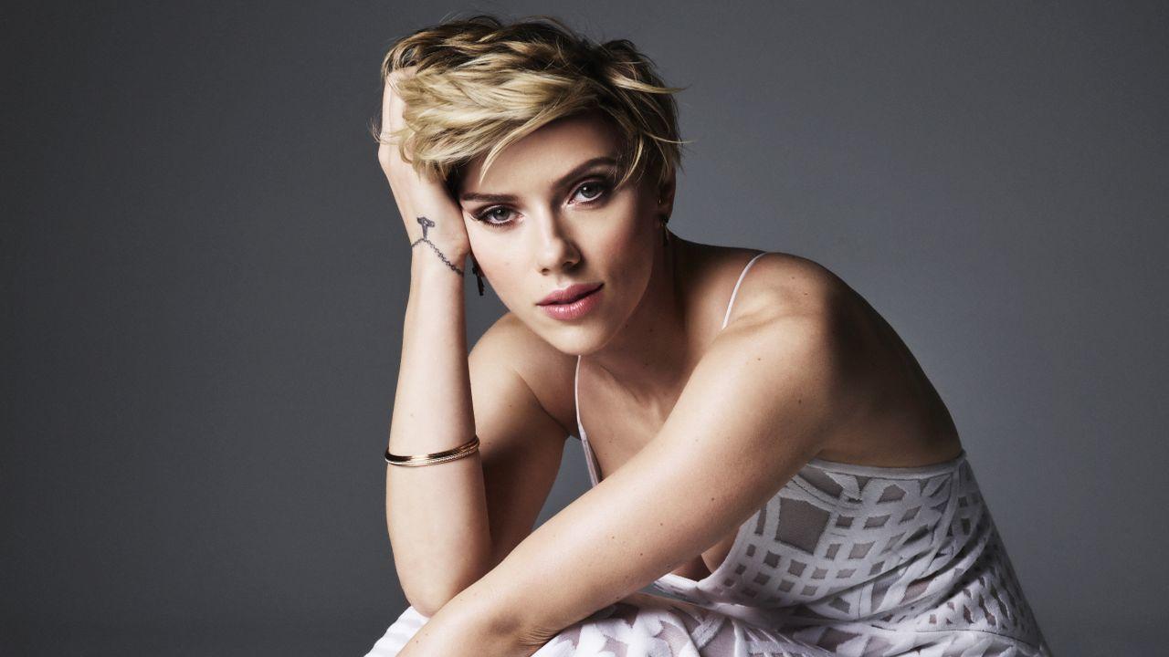 Đả nữ Scarlett Johansson bầm dập vì 'Vỏ Bọc Ma'