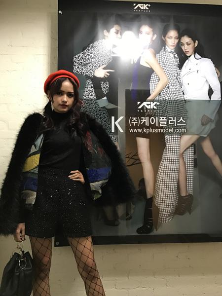 Ngọc Châu, Ngọc Châu Model, Seoul Fashion Week, Quán quân Vietnam's Next Top Model, Hàn Quốc, Thời trang
