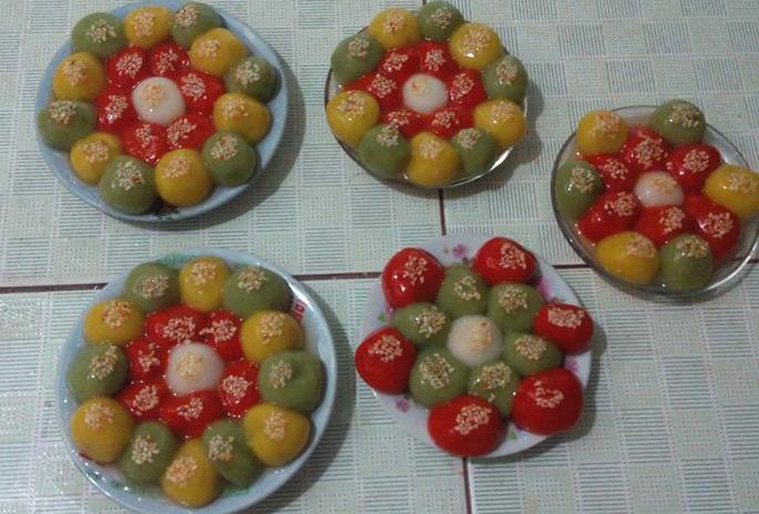Bánh trôi, bánh chay hút mắt của mẹ Việt ngày Tết Hàn thực