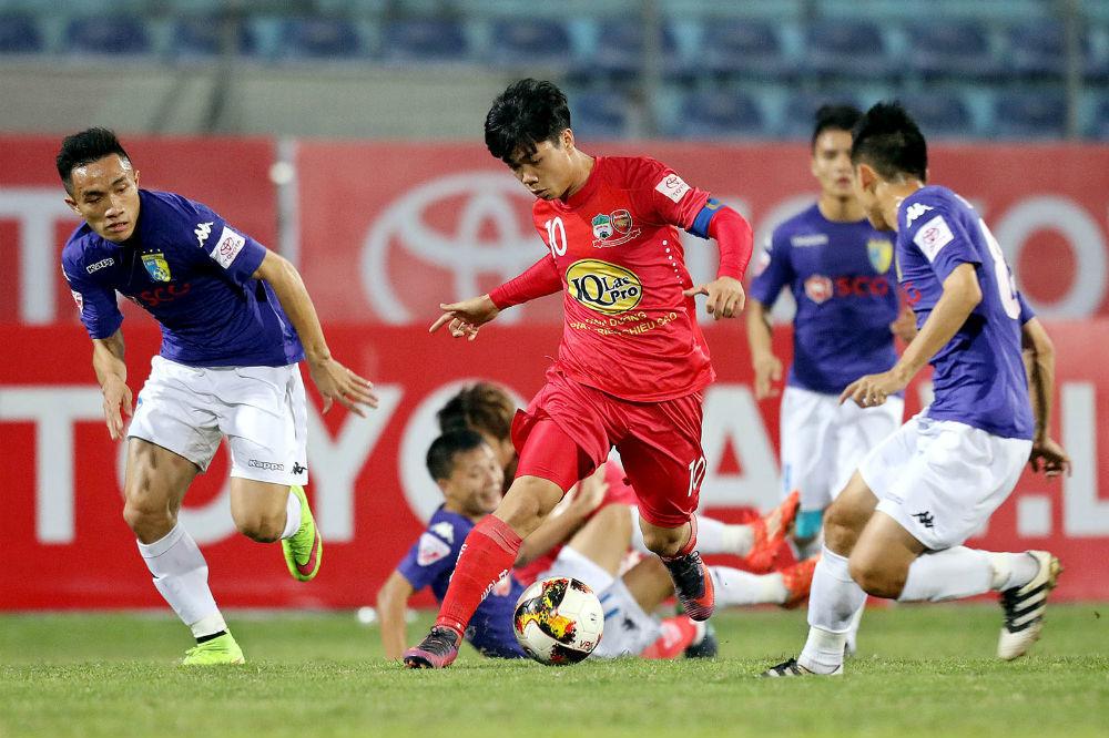ĐT Việt Nam, ĐTVN, Công Phượng, Văn Toàn, HAGL, V-League, HLV Hữu Thắng