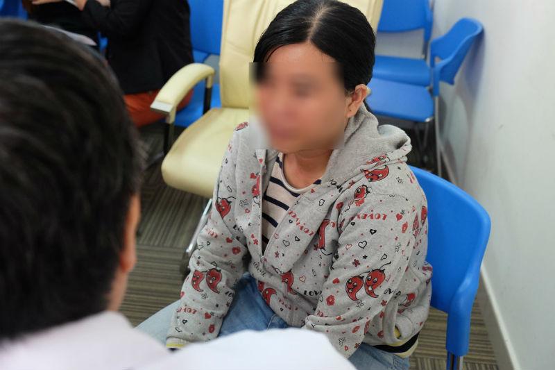 Người phụ nữ 2 lần mất con vì bệnh lần đầu gặp ở Việt Nam