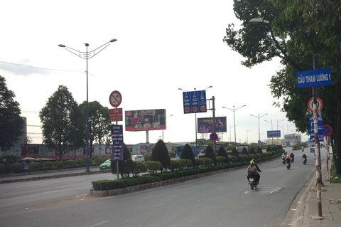 Qua cầu Tham Lương nhớ về những trận chiến vang lừng