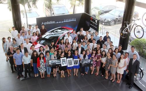 Mercedes-Benz VN: môi trường làm việc tốt nhất ngành Ô tô
