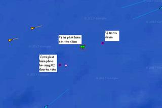 Phó Thủ tướng: Tiếp tục tìm kiếm cứu nạn tàu Hải Thành 26