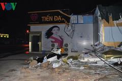 Quảng Ninh: Cưỡng chế phá dỡ cửa hàng 'chỉ bán cho khách TQ'