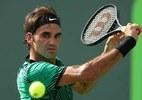Nối gót Nadal, Federer thẳng tiến bán kết Miami Open