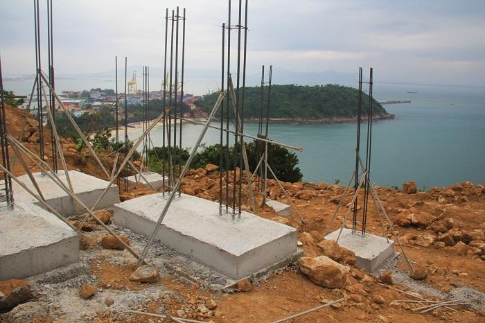 bán đảo Sơn Trà, cày xới Sơn Trà, xây biệt thự ở Sơn Trà