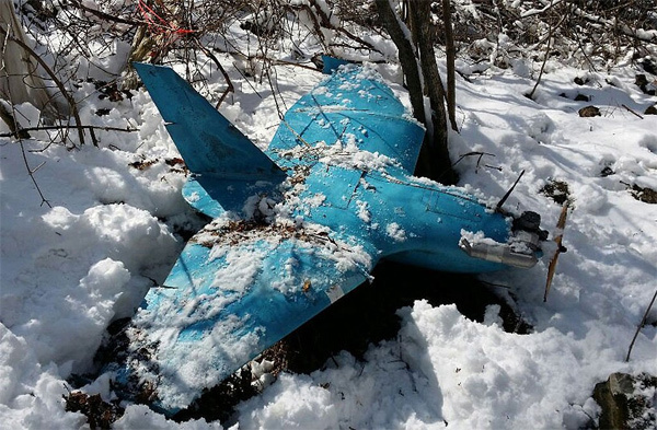 Thực hư dàn phi cơ không người lái 'khủng' của Triều Tiên