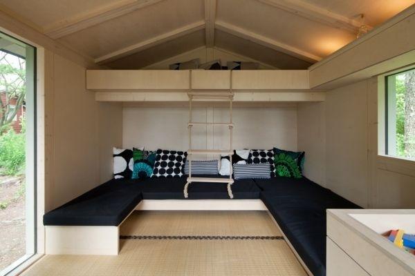 nhà siêu nhỏ, nội thất cho nhà nhỏ, mẫu nhà đẹp