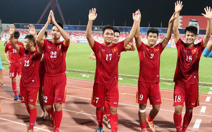 Lịch thi đấu của U20 Việt Nam, U20 Việt Nam, U20 World Cup 2017, HLV Hoàng Anh Tuấn, VFF