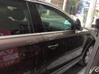 Đỗ chặn cửa nhà, Audi Q7 bị rạch sơn