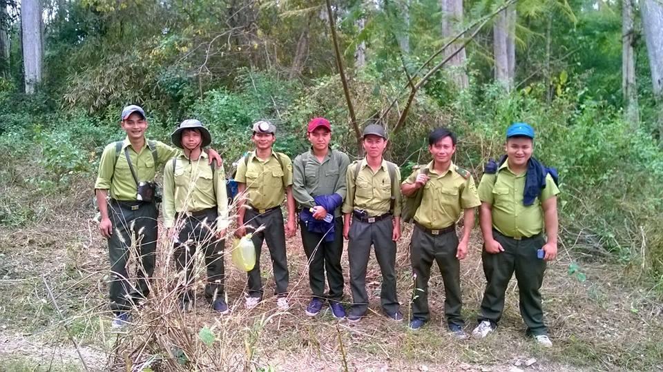 kiểm lâm, chết bất thường, Vườn Quốc gia Yok Đôn