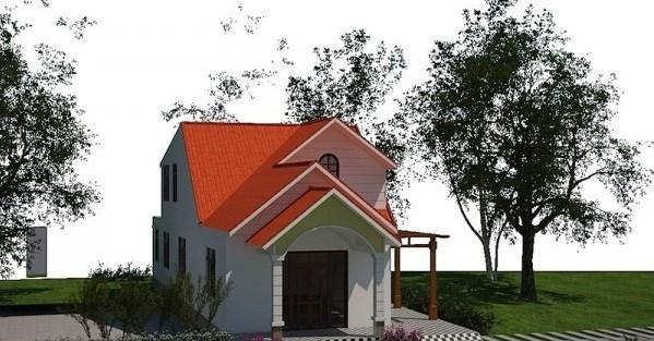 tư vấn thiết kế nhà, nhà cấp 4
