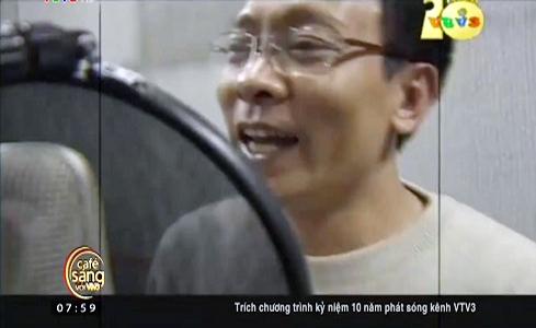 MC Lại Văn Sâm hát